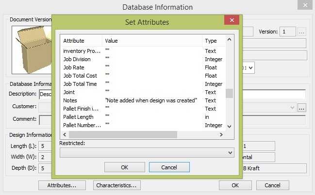 KB148964388: ArtiosCAD Enterprise - In Draft mode