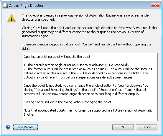 KB173214273: Automation Engine - Angle interpretation