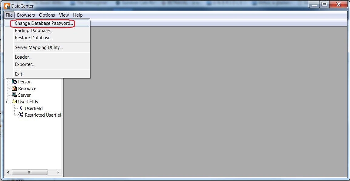 KB180094011: ArtiosCAD - How do I change the MS SQL Server