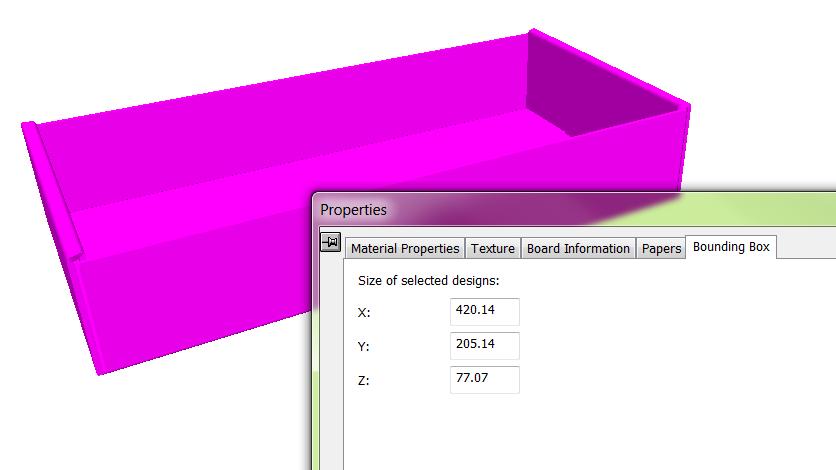 KB180109628: ArtiosCAD - How to determine exterior