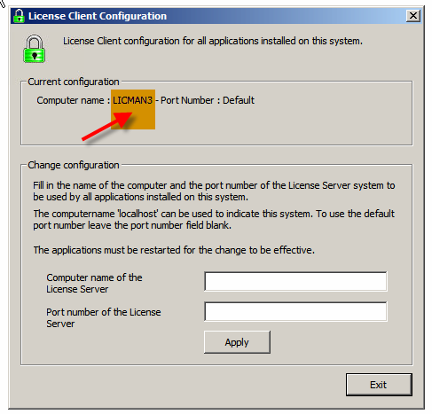 KB73059455: Licensing - How to verify the Esko Network