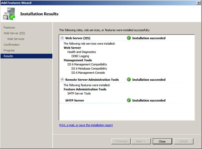 KB78618381: How to Configure IIS SMTP Server to forward