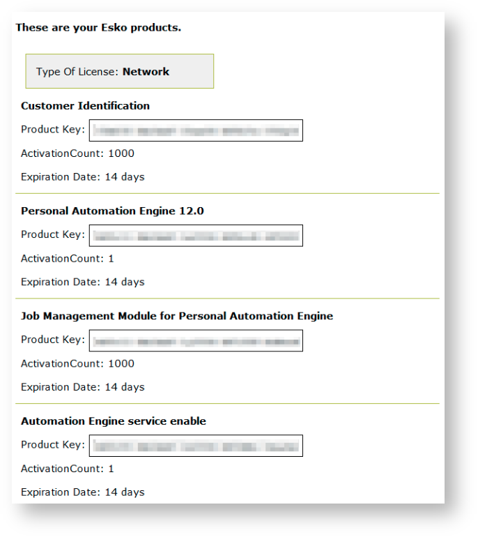 KB79694227: Licensing - Where do I find my product keys or