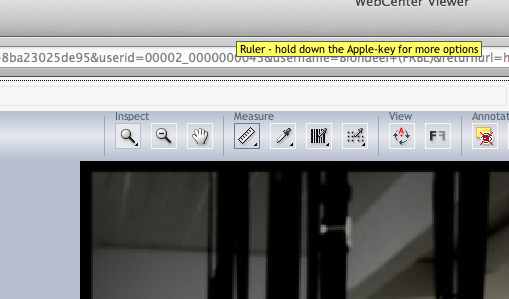 KB78623299: Webcenter - Java Viewer tooltip issues in Firefox on Mac