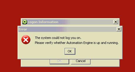 caa5fffdb36c70 KB85657714: Automation Engine - Error