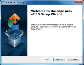 KB172018446: CAPE - How to setup Cape Pack on CITRIX